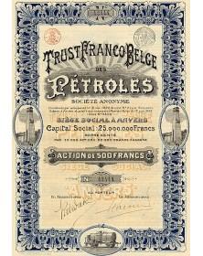 Trust Franco Belge des Pétroles