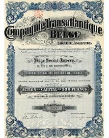 Compagnie Transatlantique Belge
