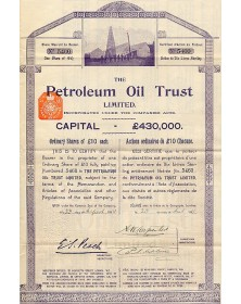 The Petroleum Oil Trust Ltd.