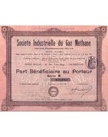 Sté Industrielle du Gaz Méthane (Anciens Ets Hella)