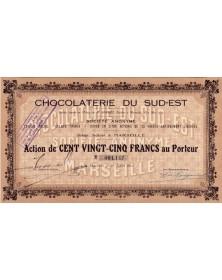 Chocolaterie du Sud-Est