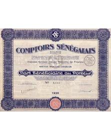 Comptoirs Sénégalais