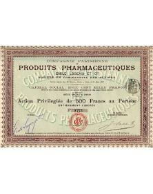 Cie Parisienne de Produits Pharmaceutiques