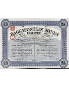 Daggafontein Mines Ltd.