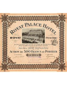 Royat Palace Hôtel