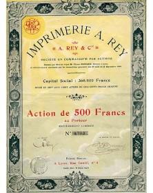 Imprimerie A. Rey