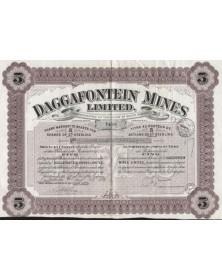 Daggafontein Mines, Ltd.