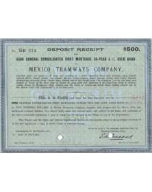 Mexico Tramways Company