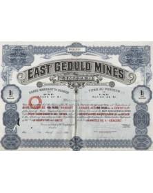 East Geduld Mines, Ltd.