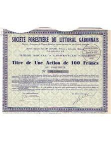 Sté Forestière du Littoral Gabonnais