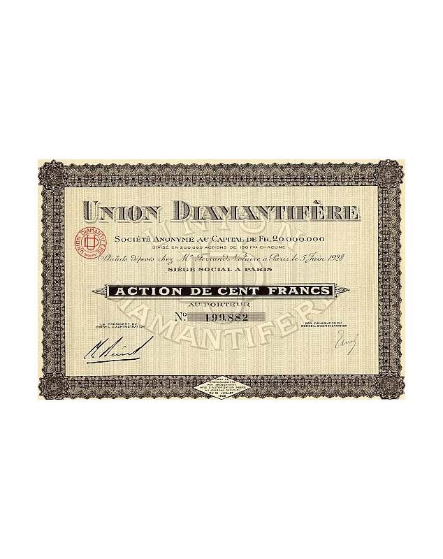 Union Diamantifère