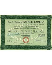 Sté Anonyme Saupiquet-Maroc