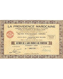 La Providence Marocaine