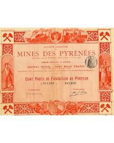 S.A. des Mines des Pyrenées