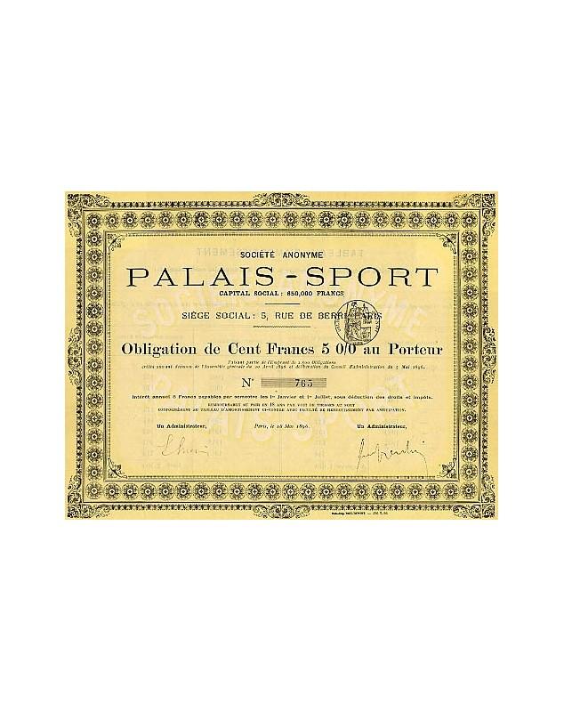 S.A. Palais-Sport