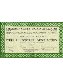 Charbonnages Nord-Africains (C.N.A.)
