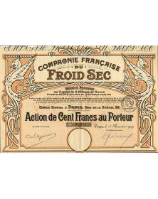 Cie Française du Froid Sec