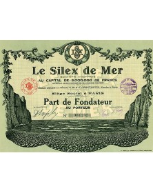 Le Silex de Mer