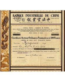 Banque Industrielle de Chine