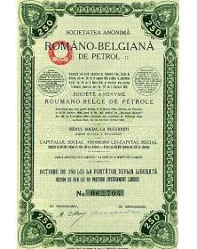 S.A. Roumano-Belge de Pétrole