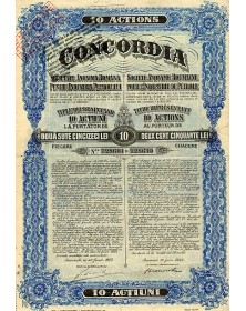 Concordia S.A. Roumaine pour l'Industrie du Pétrole