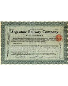 Argentine Railway Co.