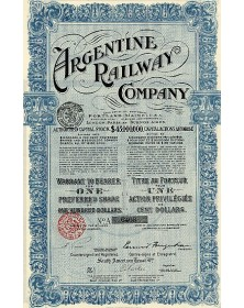 Argentine Railway Co.