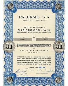 Palermo S.A.