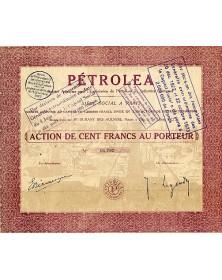 Pétrolea S.A. pour l'Exploitation du Pétrole et les Industries Chimiques Oil