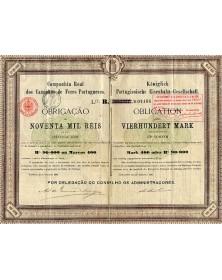 Ca Real dos Caminhos de Ferro Portuguezes