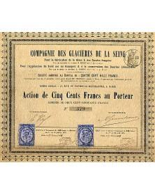 Cie des Glacières de la Seine