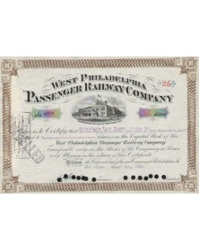West Philadelphia Passenger Railway Co.