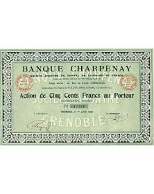 Banque Charpenay