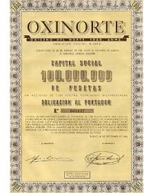 Oxinorte, Oxygeno del Norte, S.A.