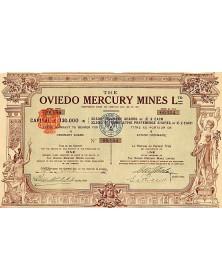 The Oviedo Mercury Mines Ltd.