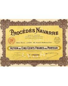 S.A. Procédés Navarre