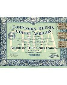 Comptoirs Réunis de l'Ouest Africain
