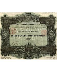 La Ville de Paris - Sté d'Assurances et Crédit