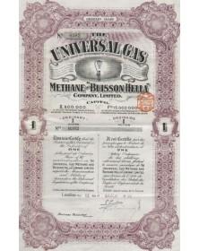 The Universal Gas Methane and Buisson Hella Company Ltd