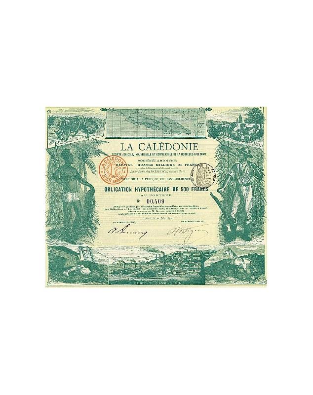La Calédonie