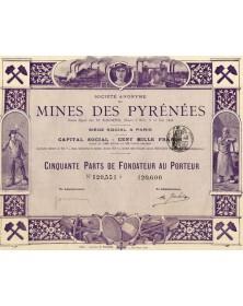 S.A. des Mines des Pyrénées