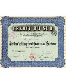 Crédit du Sud