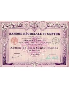 Banque Régionale du Centre