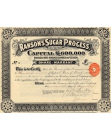 Ranson's Sugar Process Ltd.