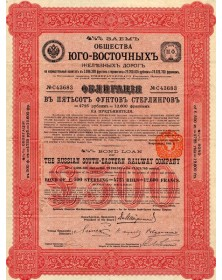 The Russian South-Eastern Railway Co.