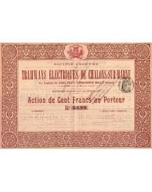 S.A. des Tramways Electriques de Châlons-sur-Marne