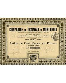 Cie du Tramway de Montargis