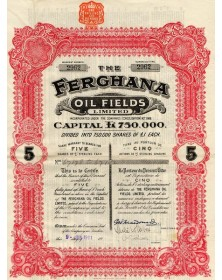 The Ferghana Oil Fields