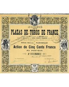 Sté des Plazas de Toros de France