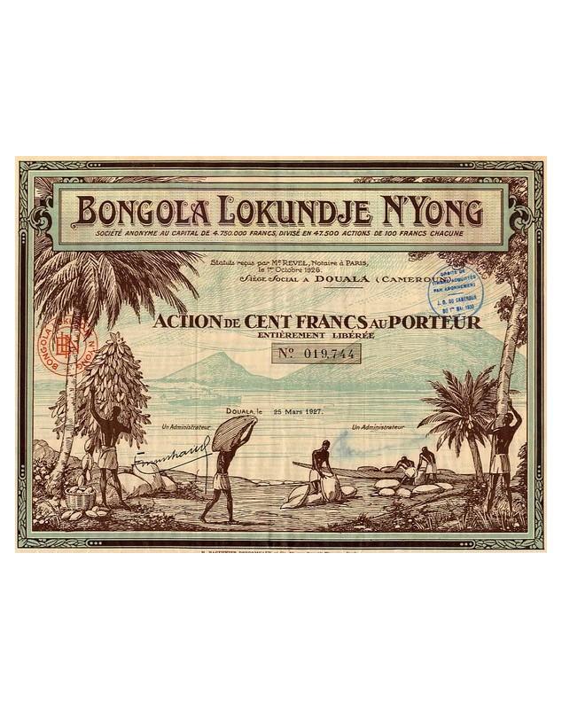 Bongola Lokundje N'Yong